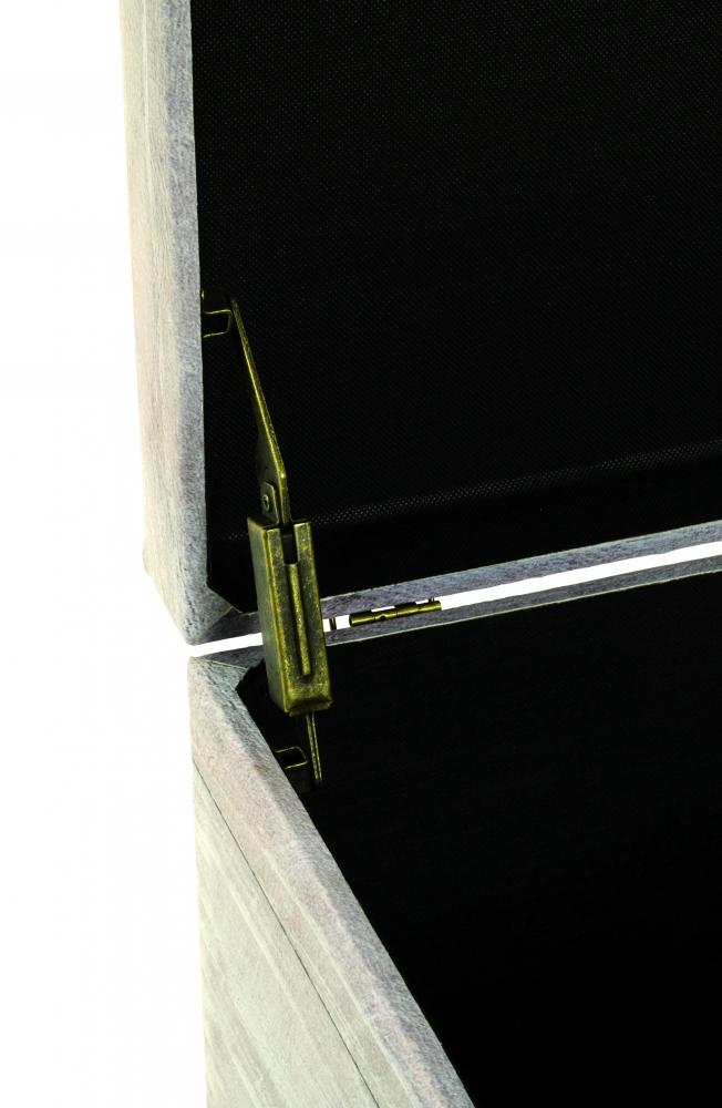 Lavice s úložným prostorem Aria, 65 cm