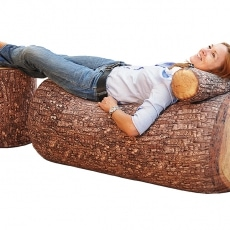 Lavice / sofa Forest, 120 cm - 7