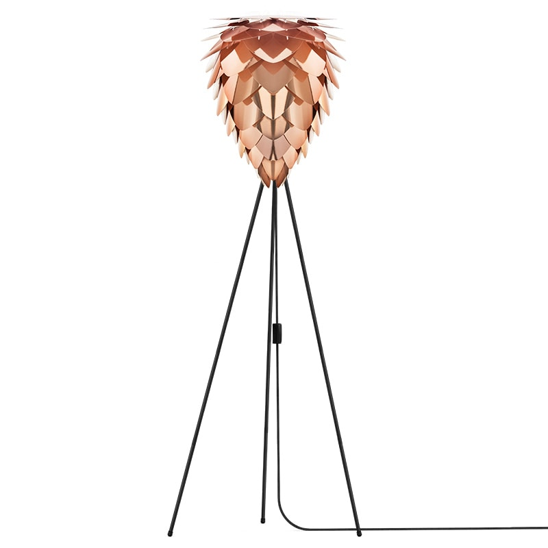 Svítidlo / lustr závěsný VITA Conia mini, měď