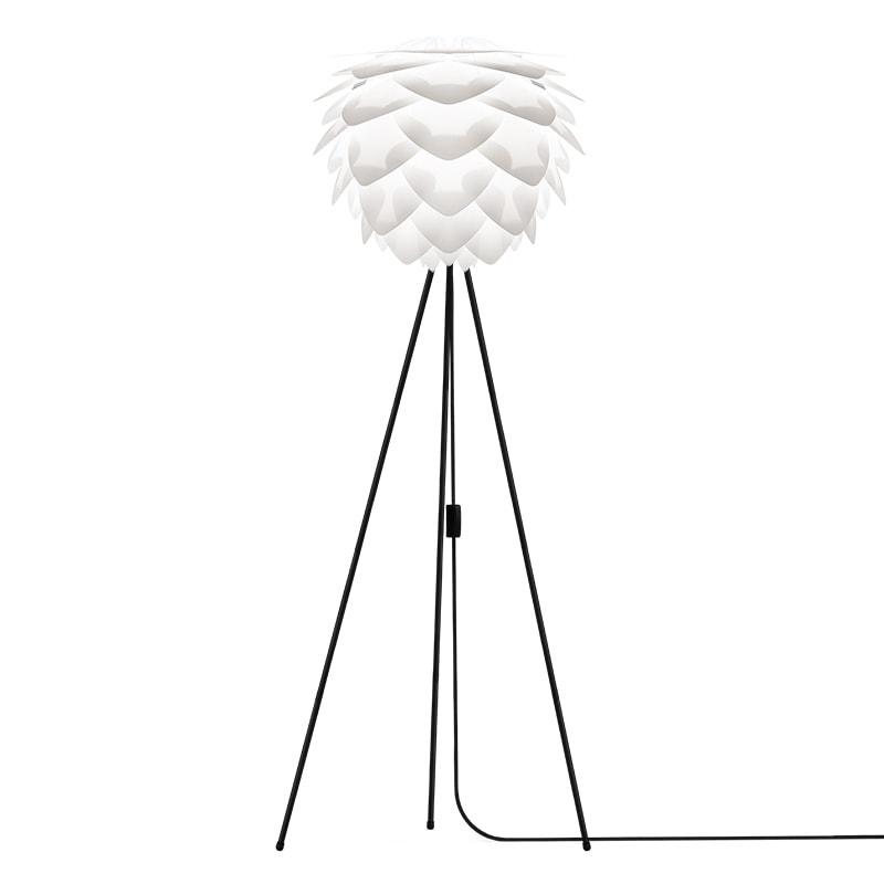 Svítidlo / lustr závěsný VITA Silvia mini, bílá