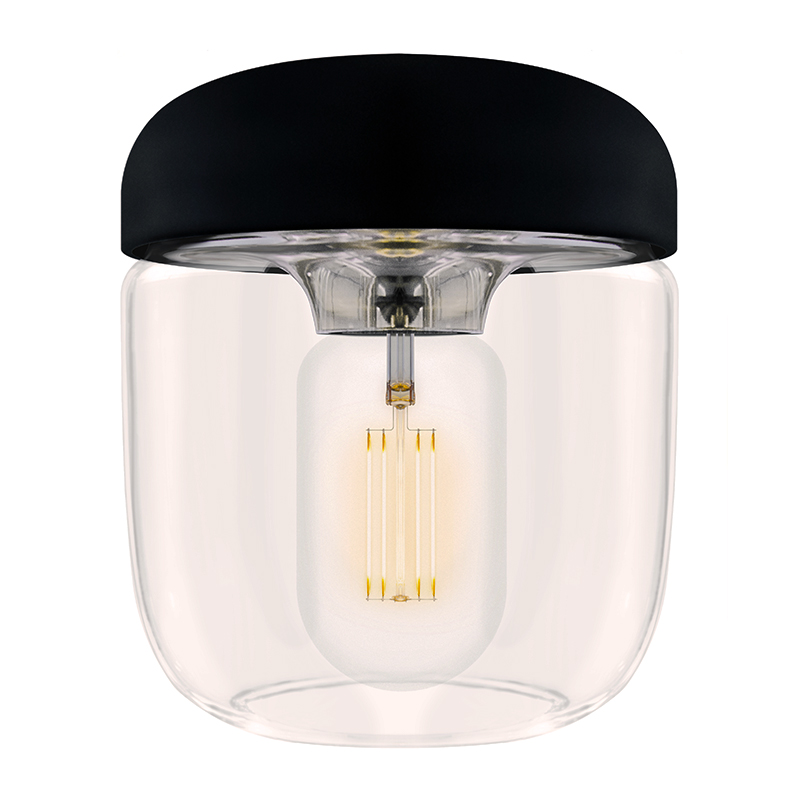 Svítidlo / lustr závěsný VITA Acorn, nerez