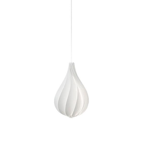 Svítidlo / lustr závěsný VITA Alva, bílá