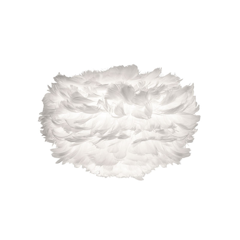 Svítidlo / lustr závěsný z husího peří VITA Eos mini