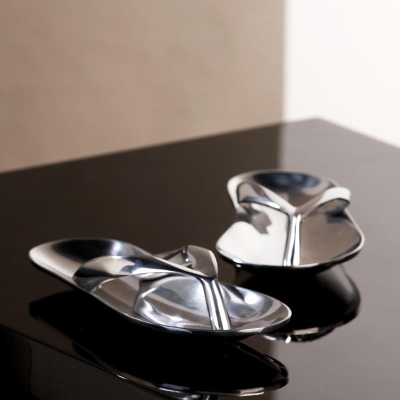 Mísa hliníková Flip Flop, 24 cm, levá