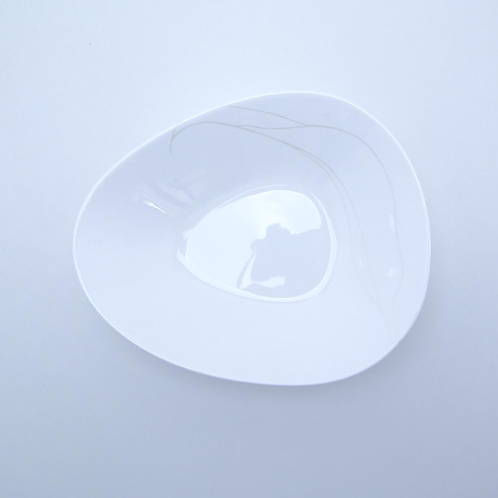 Mísa na těstoviny/salát, 21 cm, list