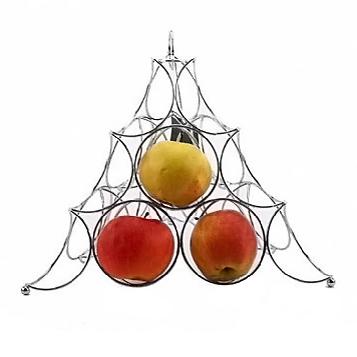 Mísa / stojan na jablka Pyramid, 32 cm