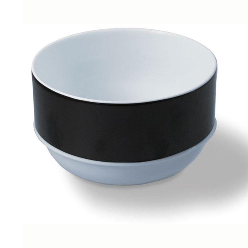 Miska porcelánová Black, 12 cm