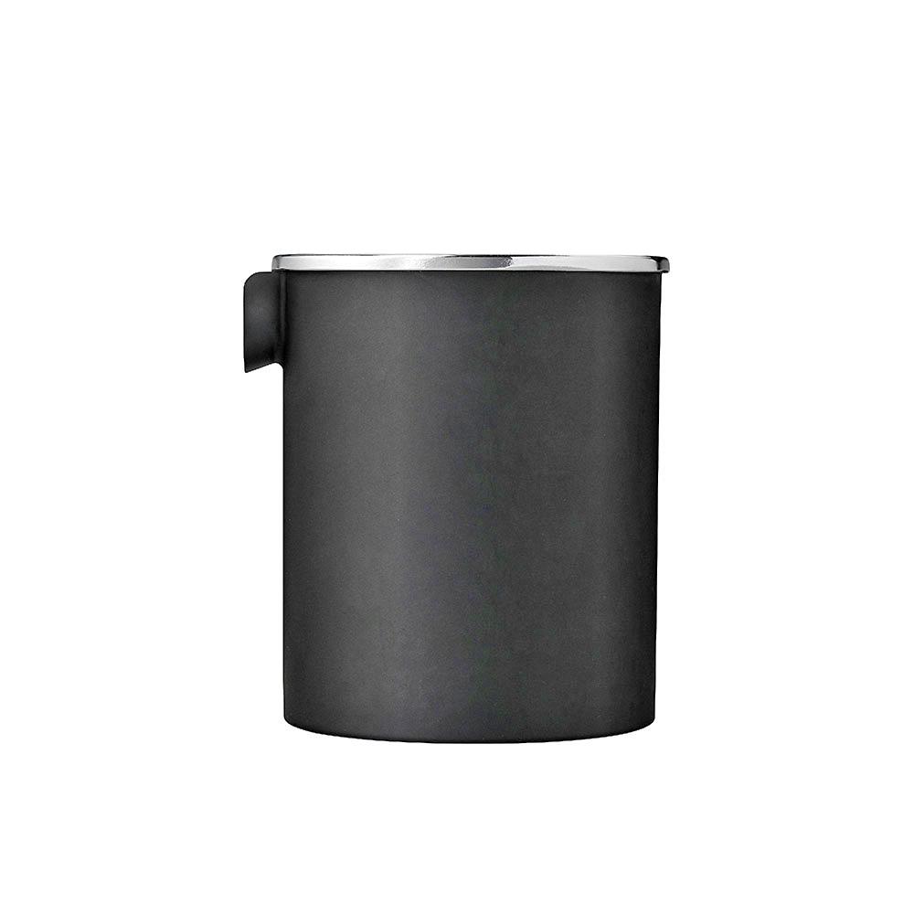 Nádobka na mléko Classic Reverse, 0,25 l, soft černá
