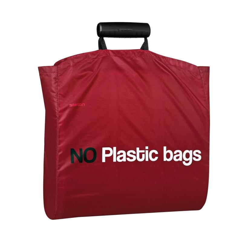 Nákupní taška Shopper no plastic, podzimní kolekce ´11