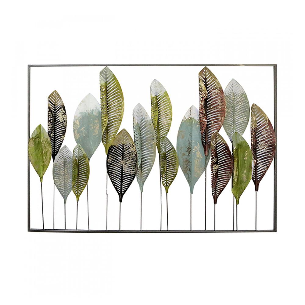 Nástěnná dekorace Palmleaf, 100 cm