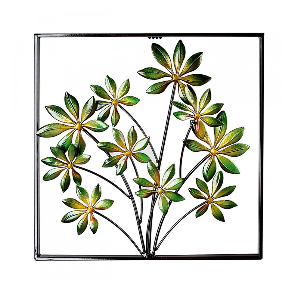 Nástěnná dekorace Plant, 40 cm