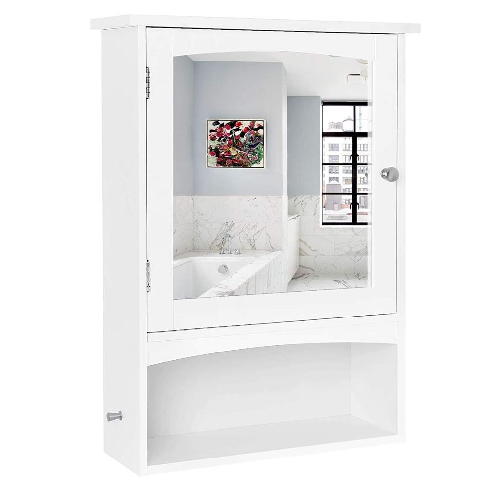 Nástěnná skříňka Aria, 65 cm, bílá