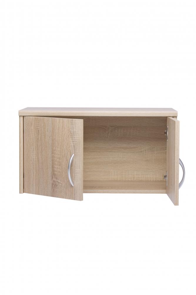 Nástěnná skříňka Bria, 74 cm, dub Sonoma