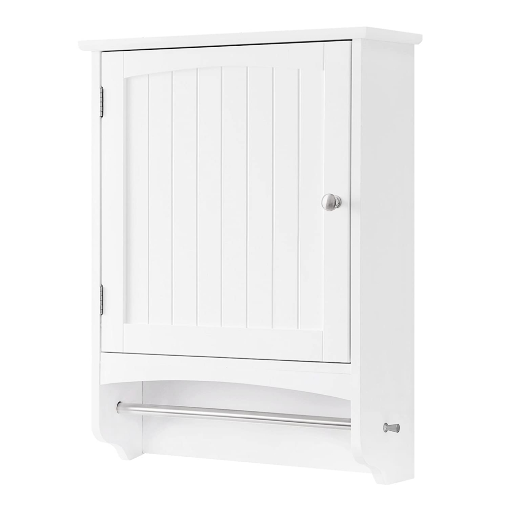 Nástěnná skříňka Maria, 65 cm, bílá