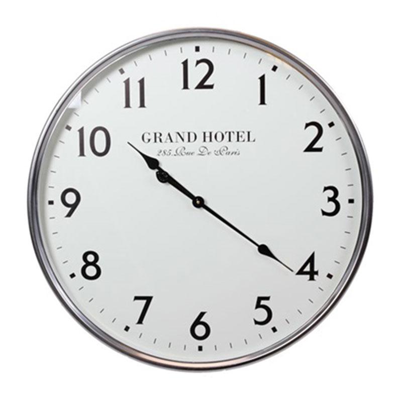 Nástěnné hodiny Grand Hotel, 68 cm