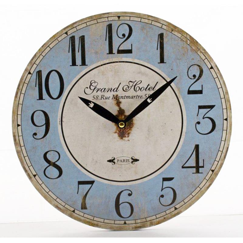 Nástěnné hodiny Grandhotel, 30 cm