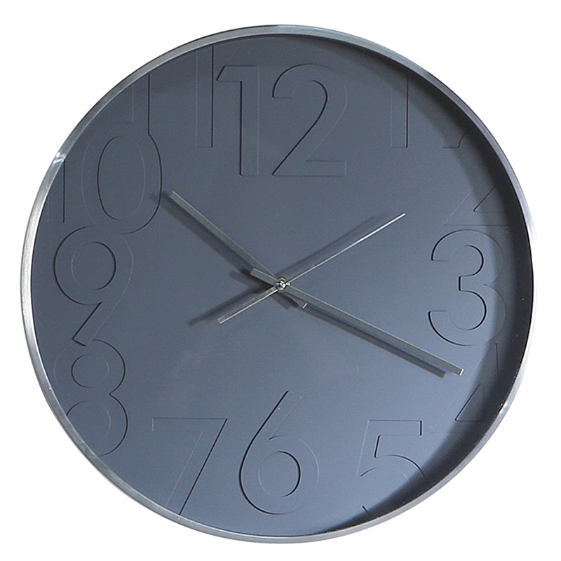 Nástěnné hodiny Grigio, 40 cm