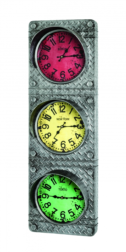 Nástěnné hodiny Kay, 100 cm