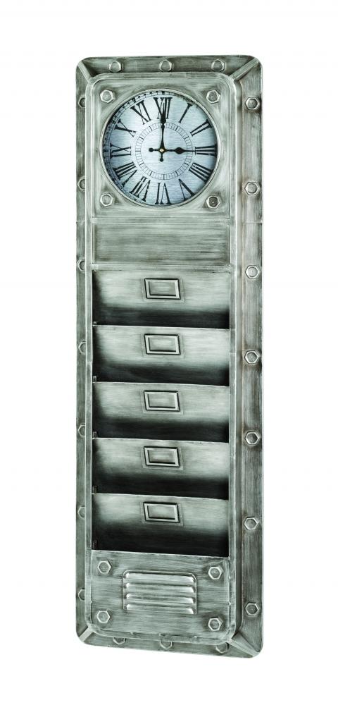 Nástěnné hodiny Luca, 120 cm