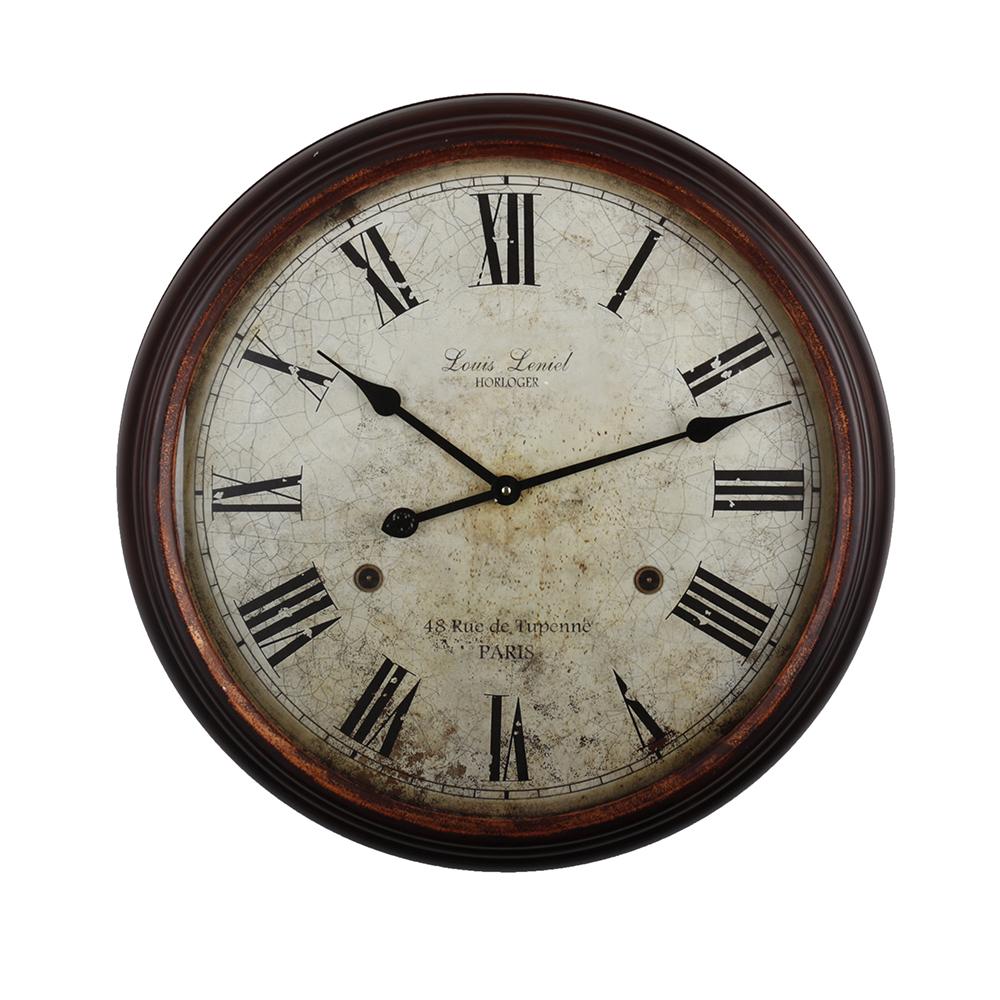 Nástěnné hodiny Old School, 63,5 cm