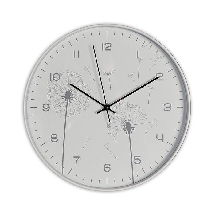 Nástěnné hodiny Pampelišky, 31 cm
