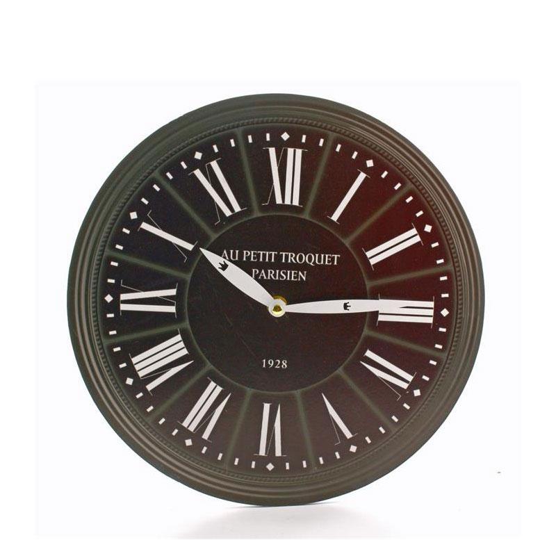 Nástěnné hodiny Parisienne, 29 cm