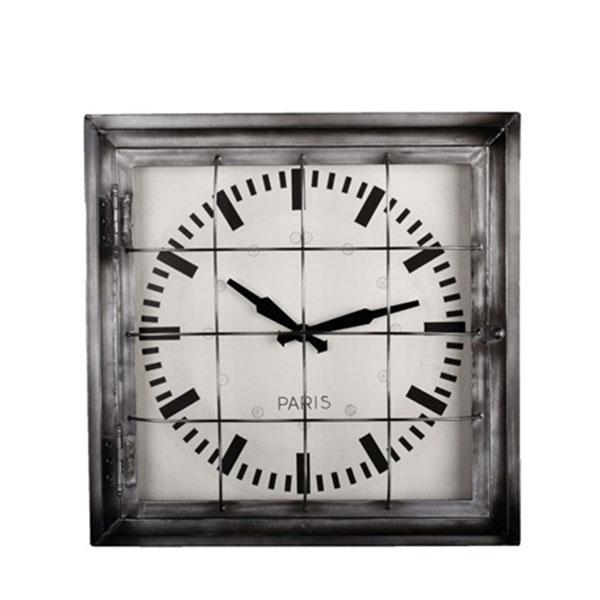 Nástěnné hodiny Rectangel, 51 cm