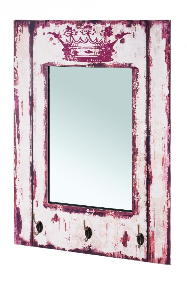 Nástěnné zrcadlo Crown, 80 cm
