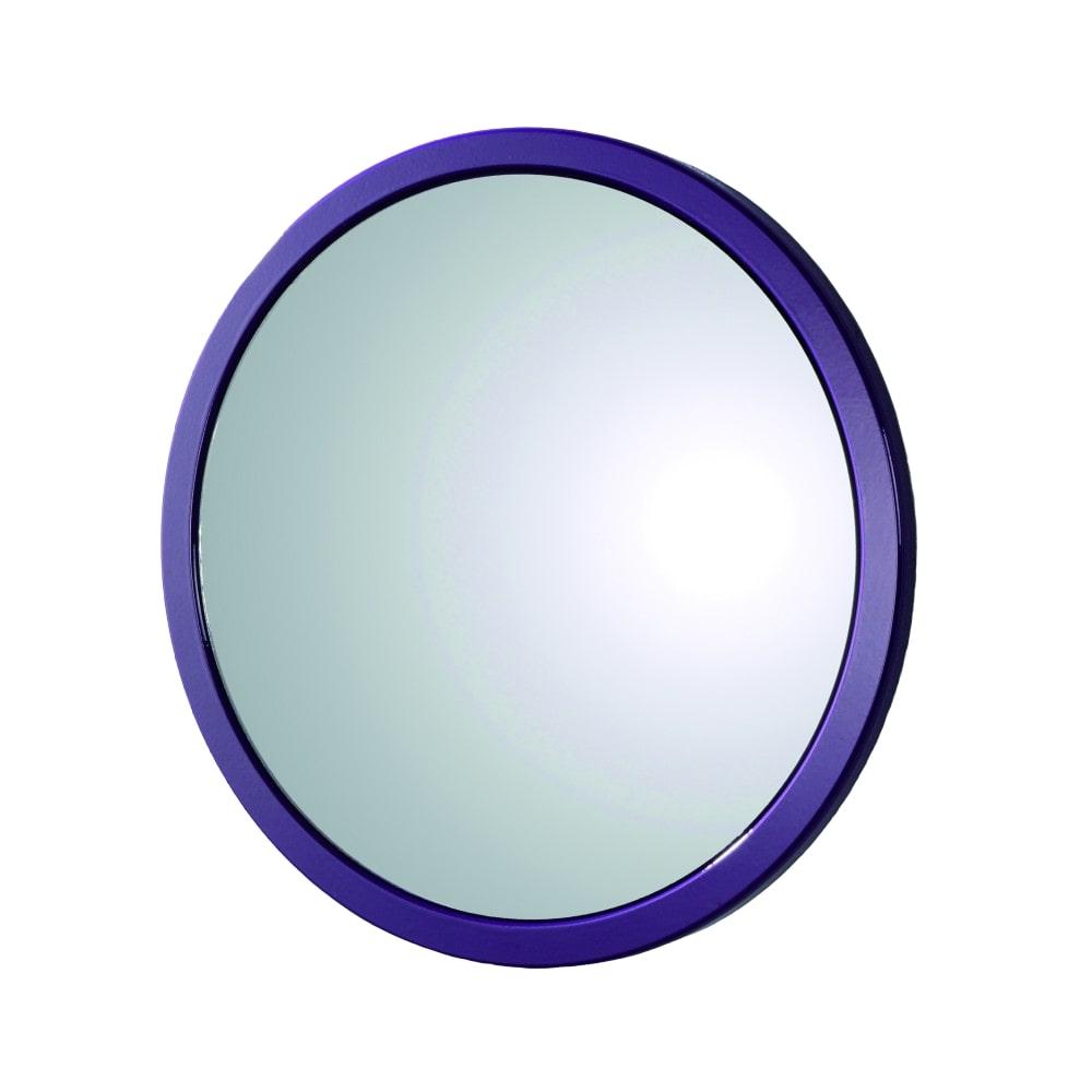 Nástěnné zrcadlo Itab, 38 cm, ostružinová