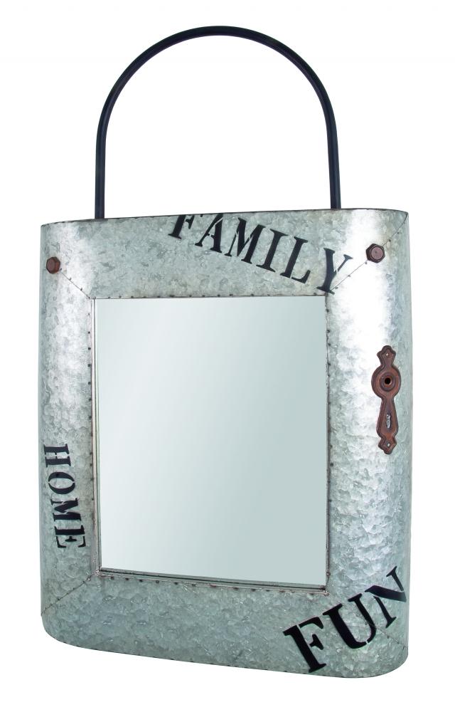 Nástěnné zrcadlo Pius, 70 cm