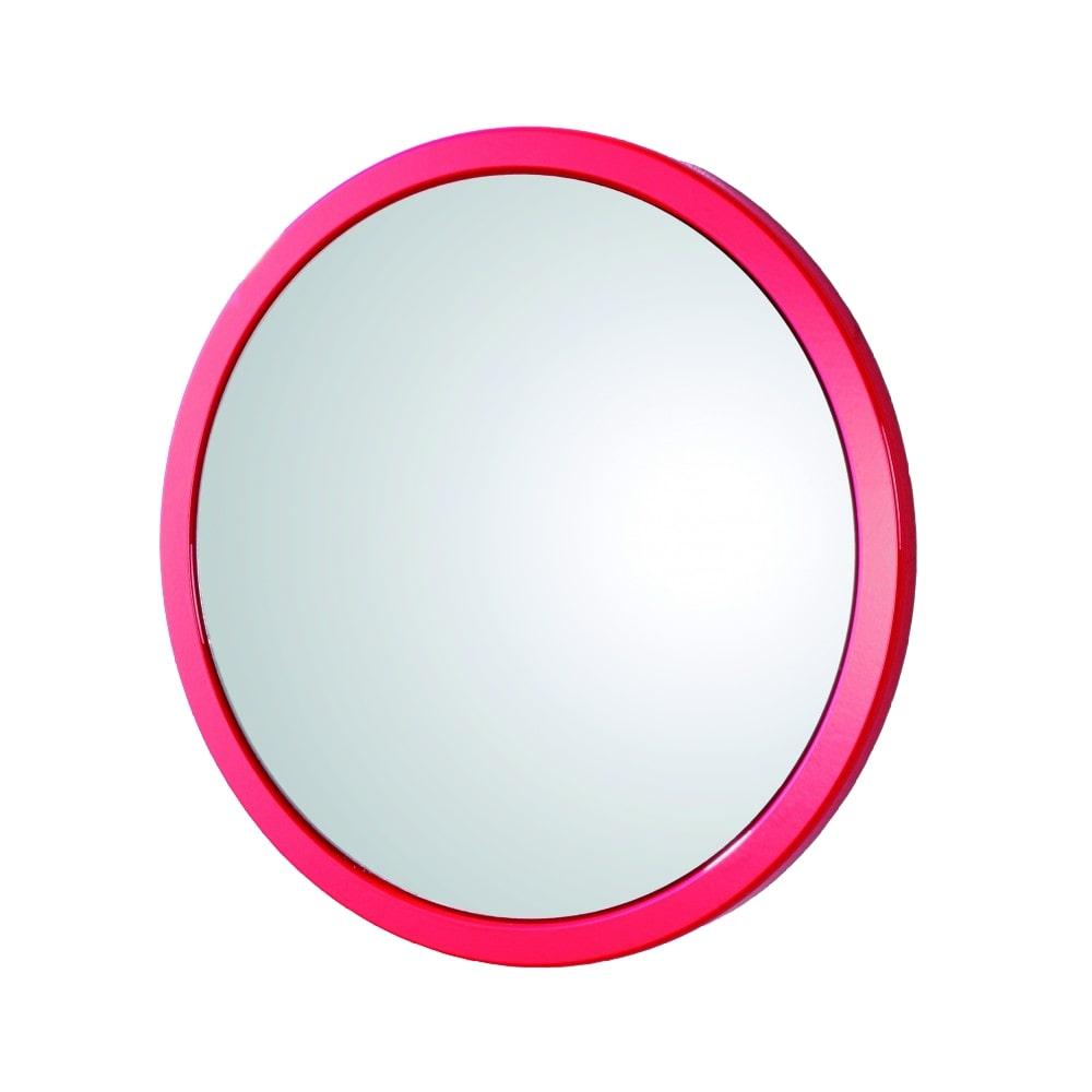 Nástěnné zrcadlo Reymondo, červená
