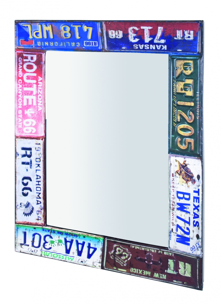 Nástěnné zrcadlo Roando, 81 cm