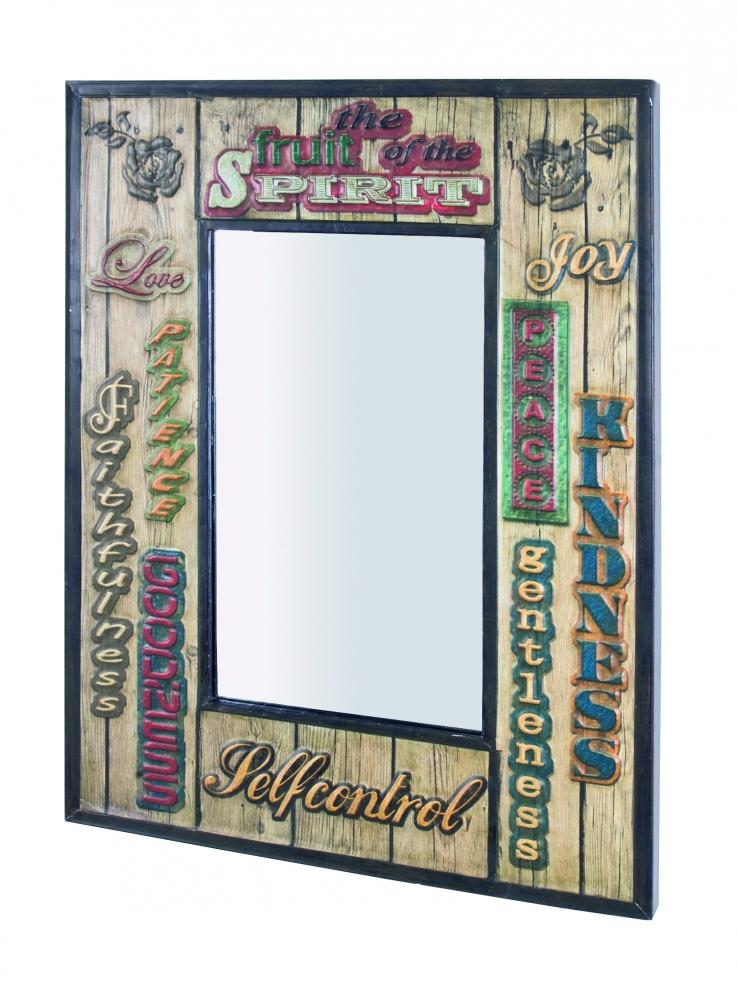 Nástěnné zrcadlo Spirit, 70 cm