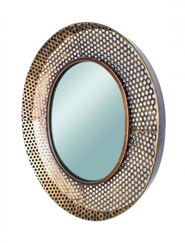 Nástěnné zrcadlo Ulla, 65 cm