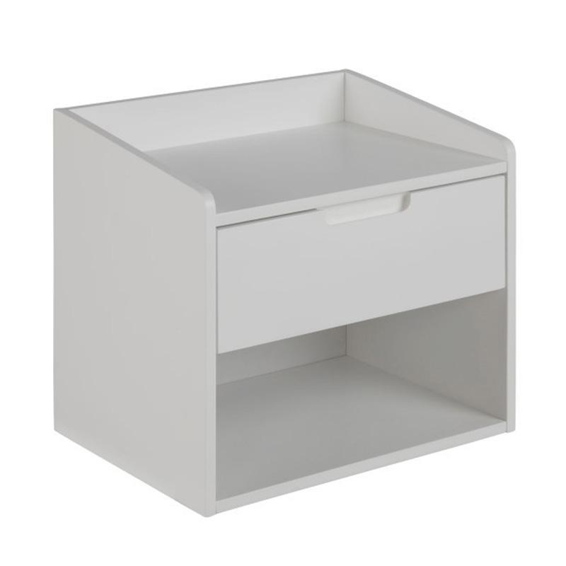 Nástěnný noční stolek Dorma, 40 cm