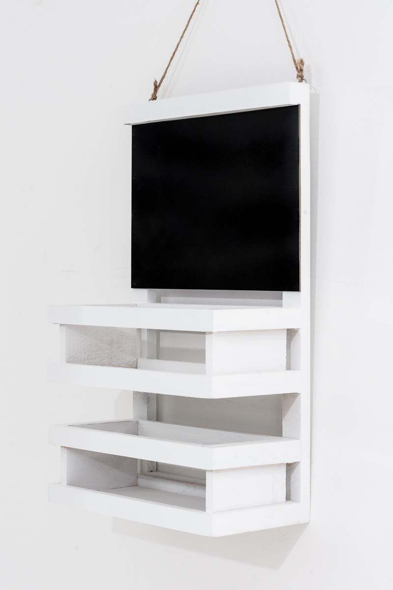 n st nn reg l s tabul simona 50 cm b l n st nn police. Black Bedroom Furniture Sets. Home Design Ideas