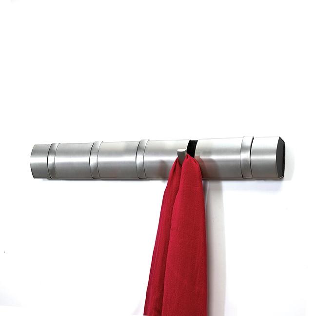 Nástěnný věšák Felix, 51 cm, kovový