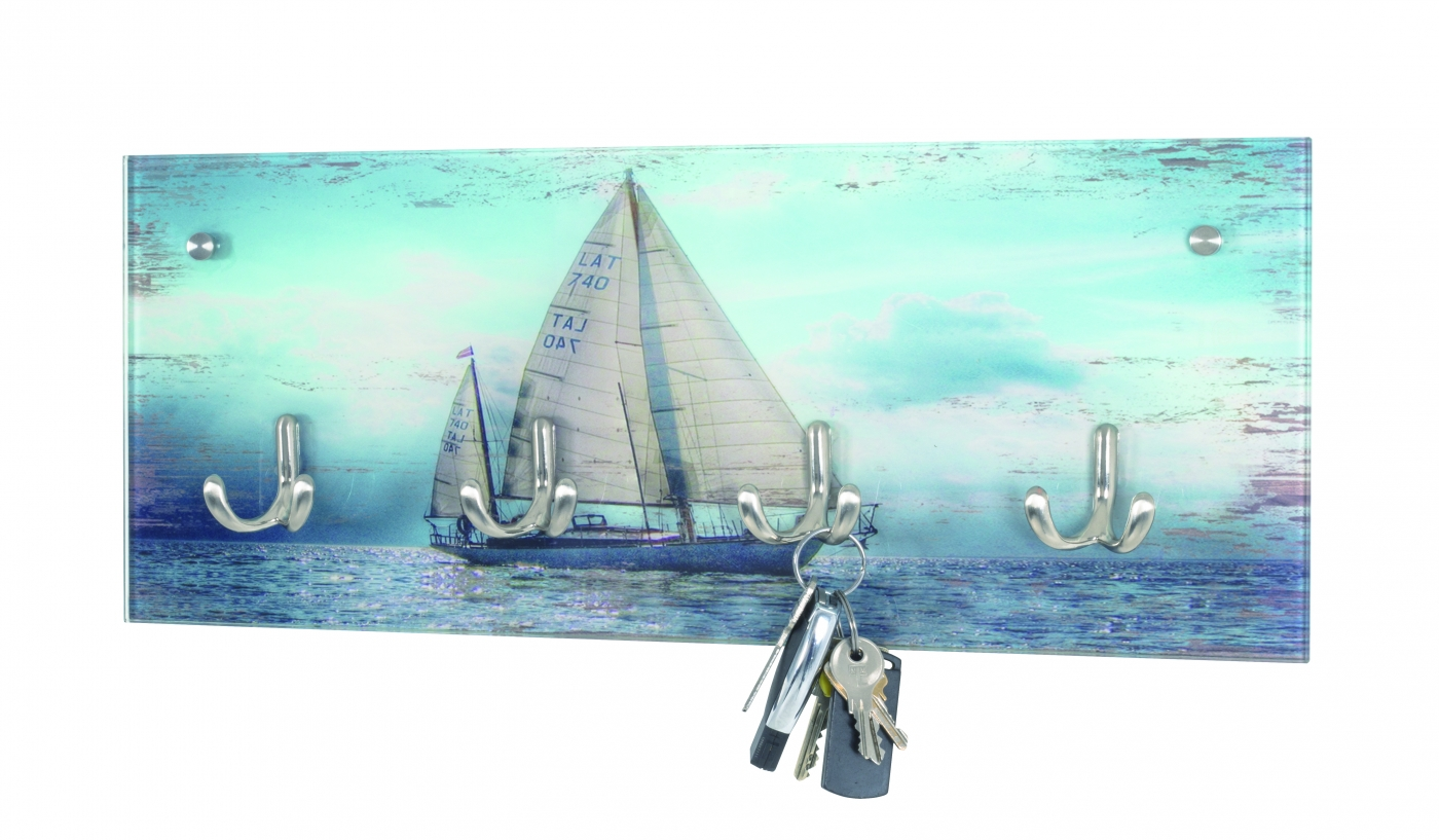 Nástěnný věšák Jacht, 50 cm
