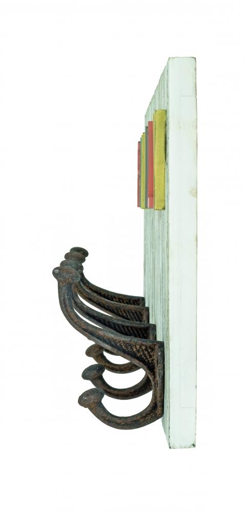 Nástěnný věšák Kin, 30 cm