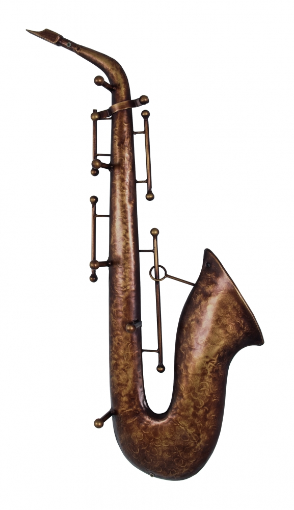 Nástěnný věšák Saxton, 69 cm