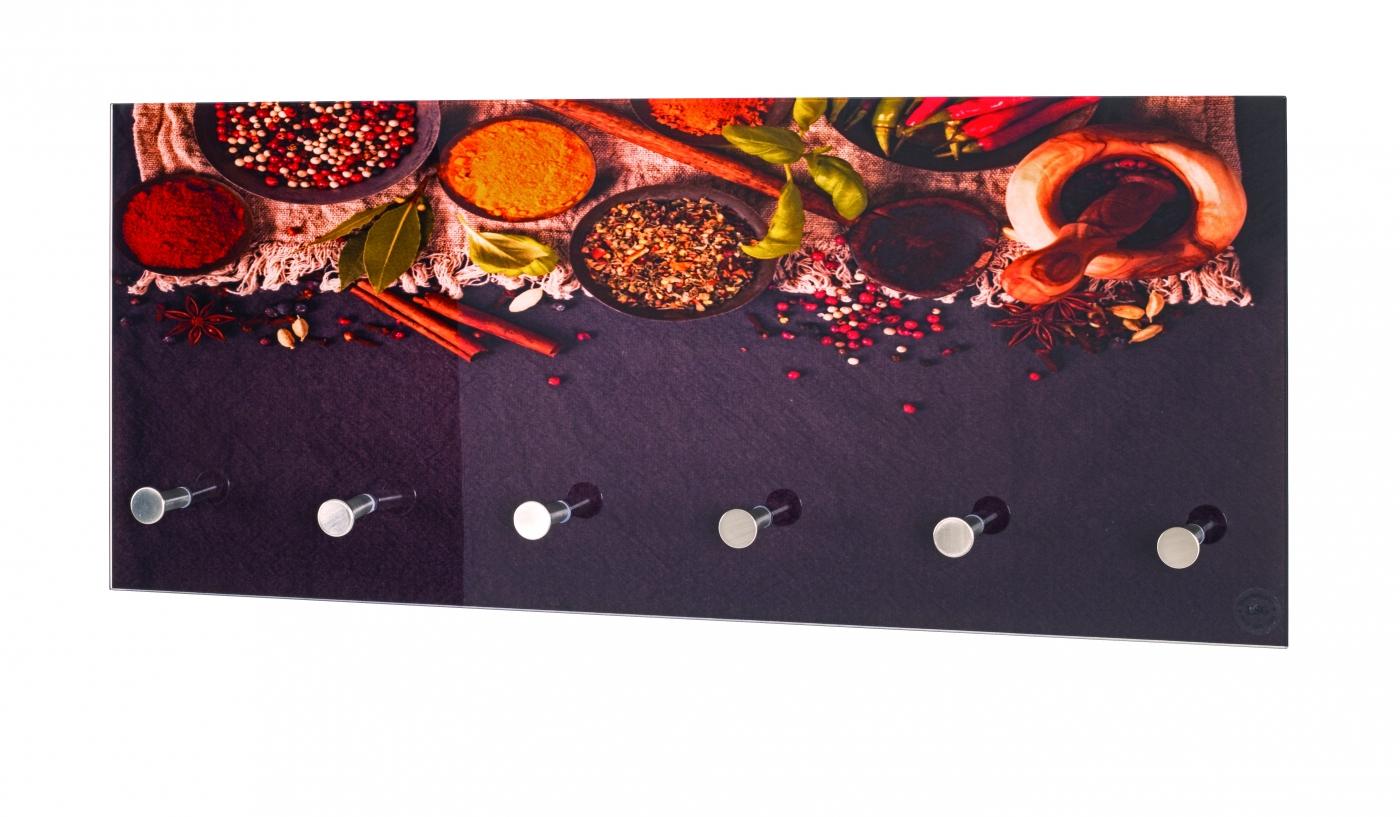 Nástěnný věšák Spice, 70 cm