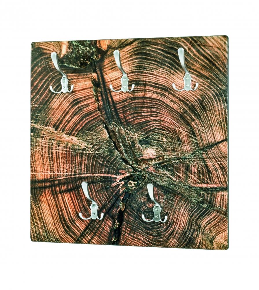 Nástěnný věšák Timbero, 60 cm
