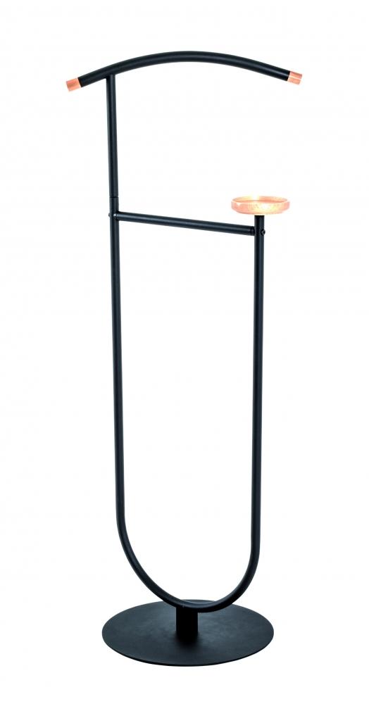 Němý sluha Helmut, 115 cm, černá