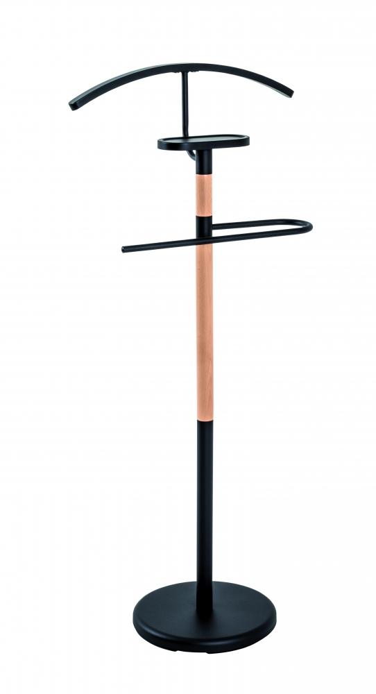 Němý sluha Nikolas, 112 cm, černá
