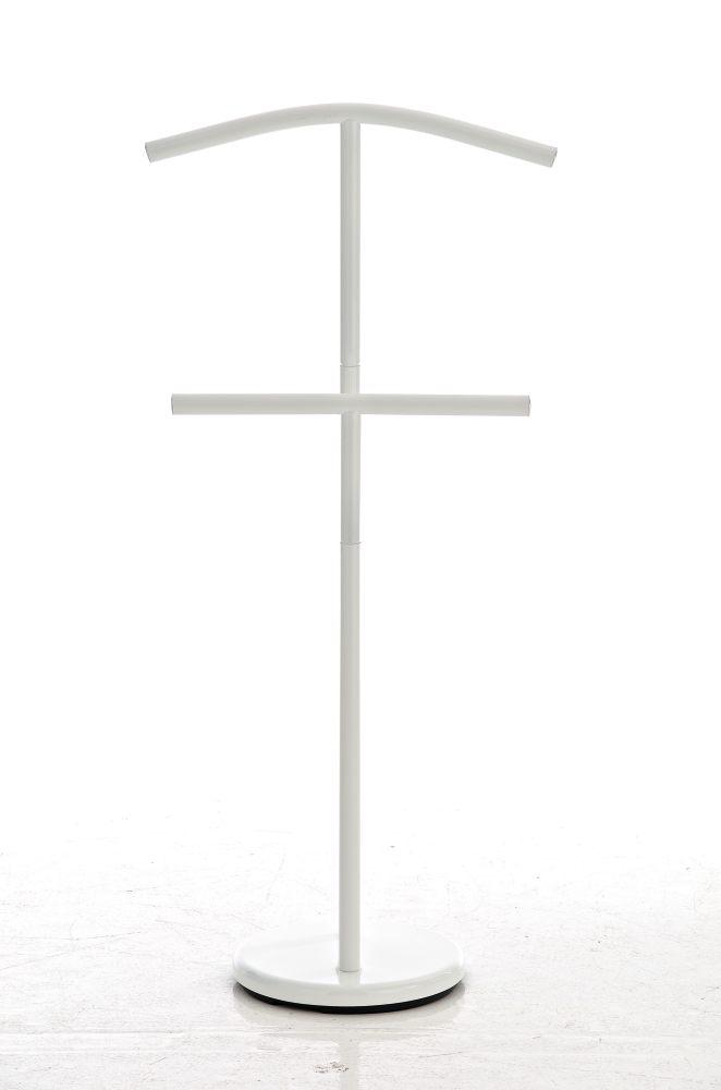Němý sluha Raymon, 107 cm, bílá
