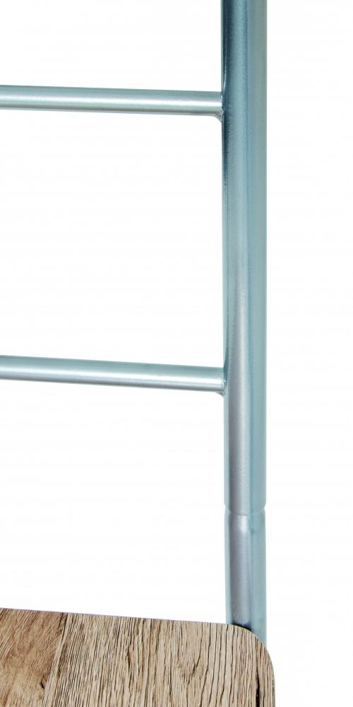 Němý sluha/stojan na oblečení Dina, 109 cm