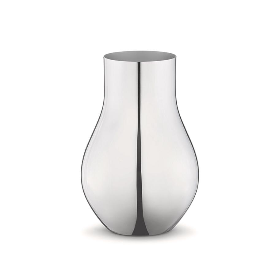 Nerezová váza Cafu, střední
