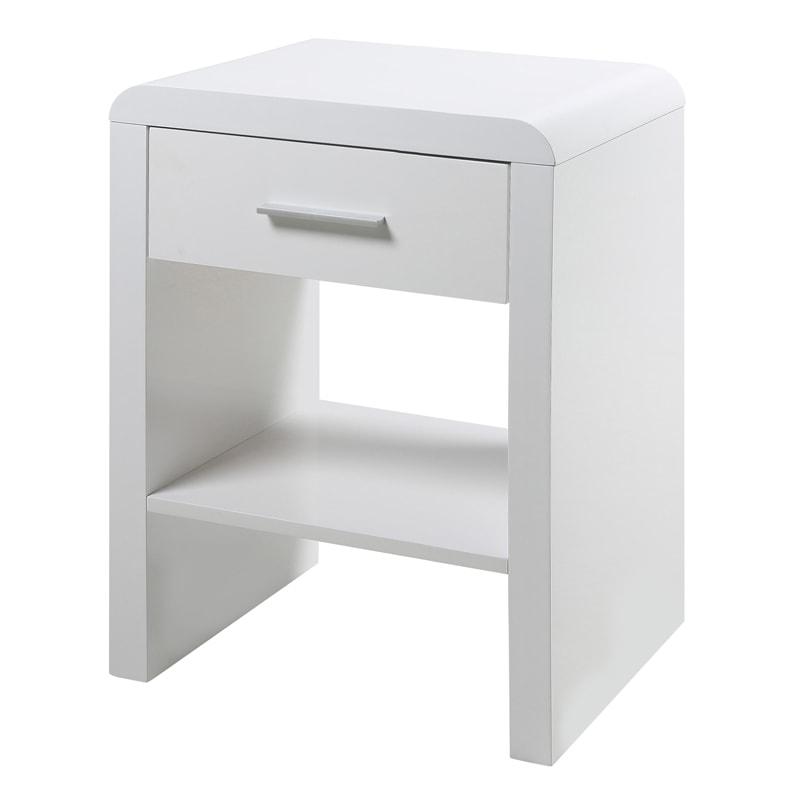 Noční stolek se zásuvkou Daisy, 60 cm