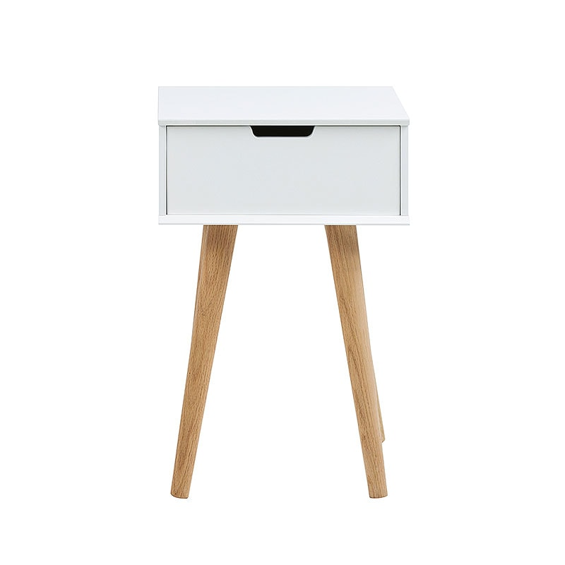 Noční stolek se zásuvkou Marika, 63 cm