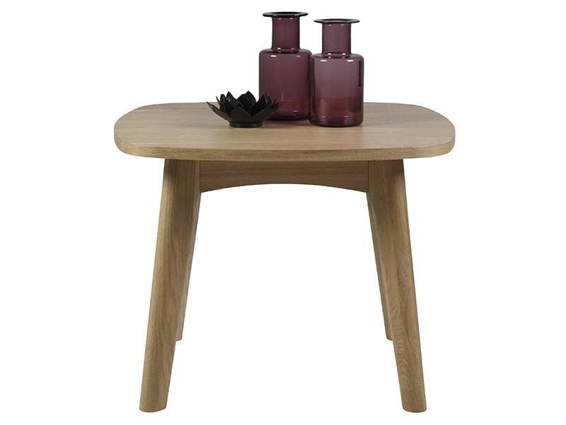 Nočný / konferenčný stolík Maryt, 58 cm, dub